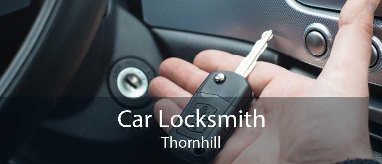 Car Locksmith Thornhill