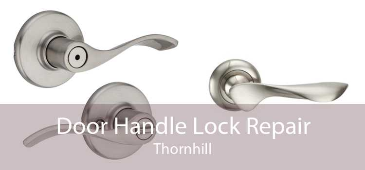 Door Handle Lock Repair Thornhill