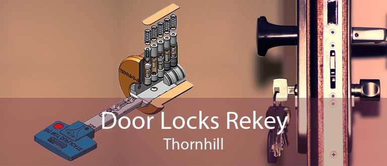 Door Locks Rekey Thornhill